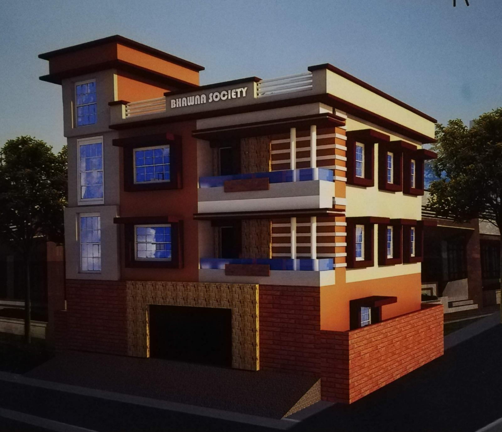 Progetto dell'orfanotrofio di Siliguri